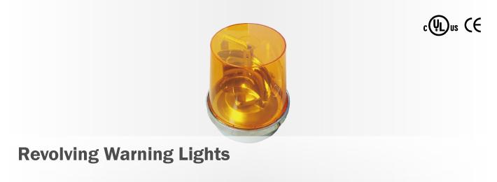 Revolving Warning Lights